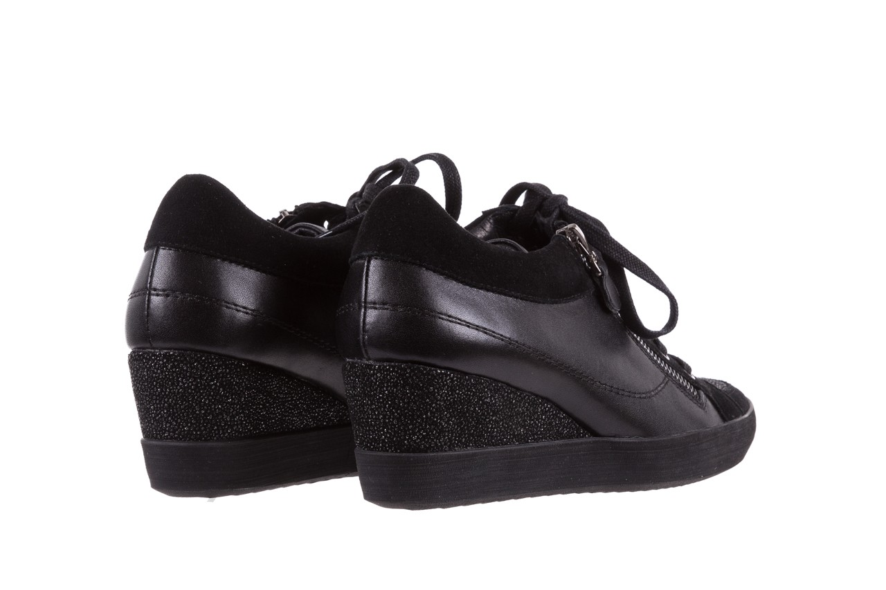 Sneakersy bayla-018 sw-1707 black, czarny, skóra naturalna  - bayla - nasze marki 11