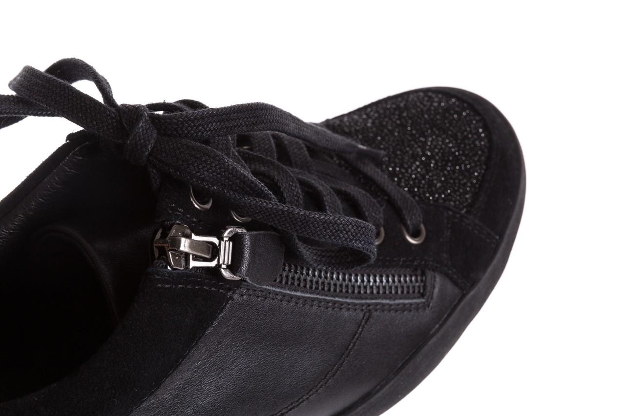 Sneakersy bayla-018 sw-1707 black, czarny, skóra naturalna  - bayla - nasze marki 14