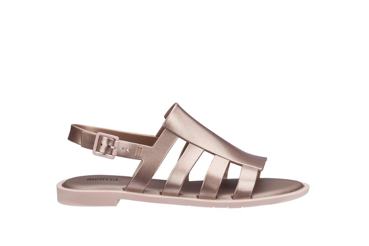 Sandały melissa boemia iii ad shine pink metallic pink, róż, guma - melissa - nasze marki 3