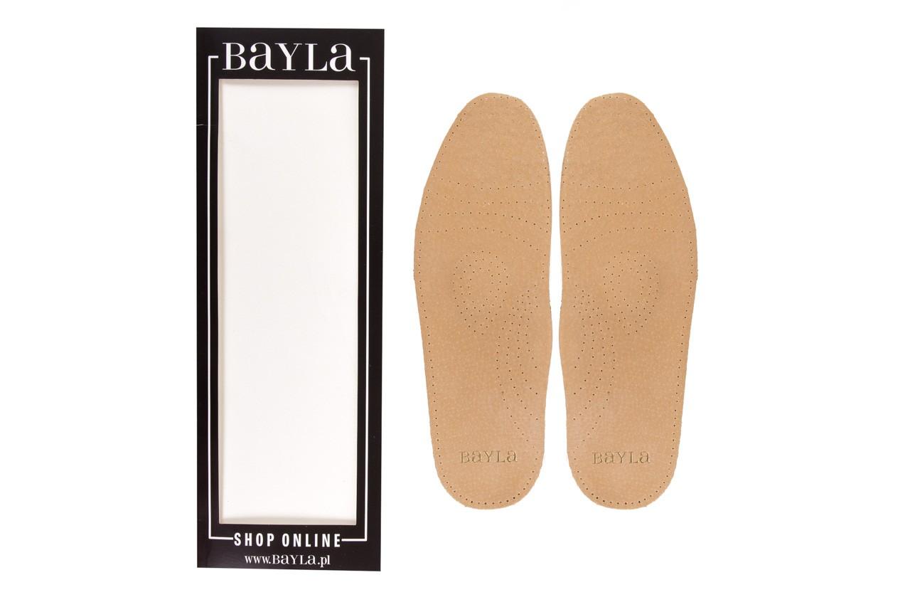 Bayla-139 spg wkładka skórzana gładka profilowana 279 - bayla - nasze marki 1