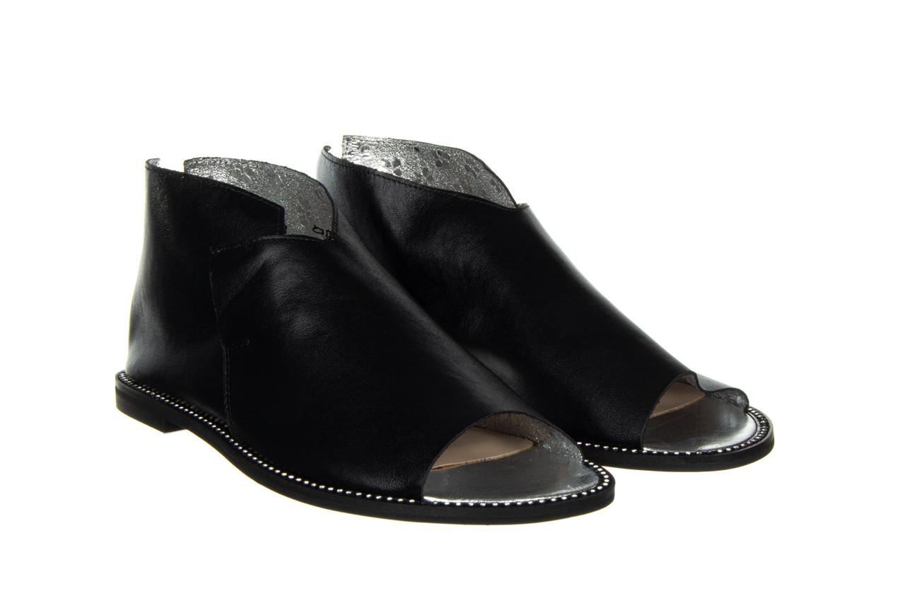 Sandały bayla-194 9768 08 czarny 194008, skóra naturalna  - nowości 11