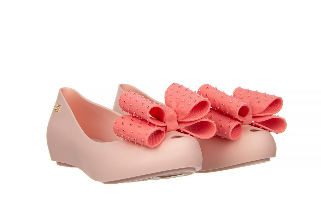 Baleriny melissa ultragirl sweet xix ad pink 010374, róż, guma  - baleriny - melissa - nasze marki 9