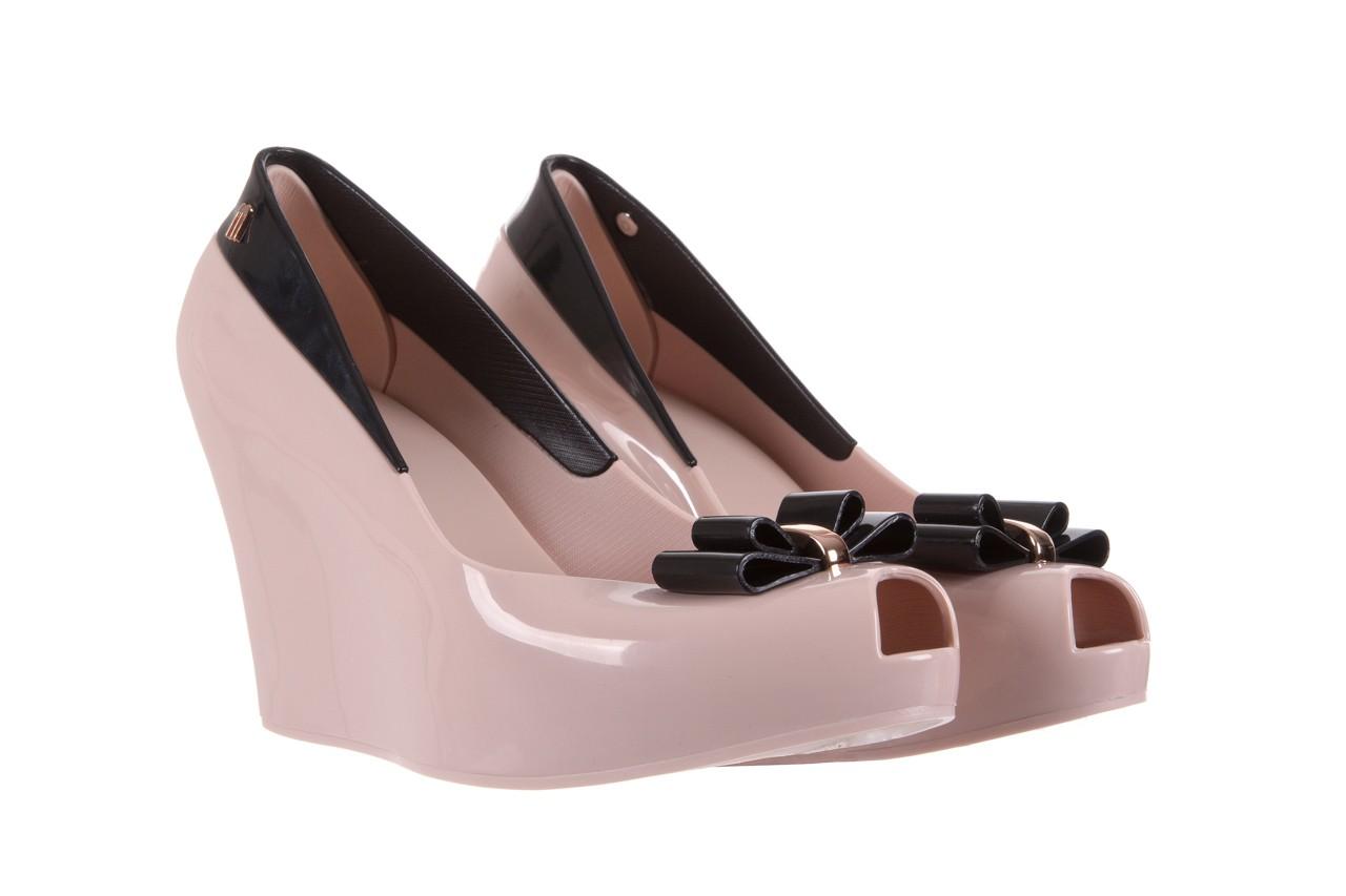 Melissa queen wedge iii ad pink black - melissa - nasze marki 7