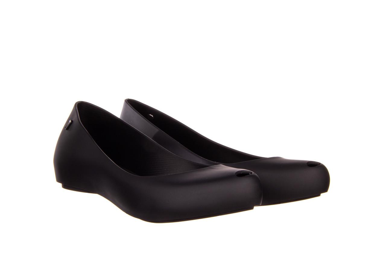 Baleriny melissa ultragirl basic ad black 21 010366, czarny, guma - melissa - nasze marki 8