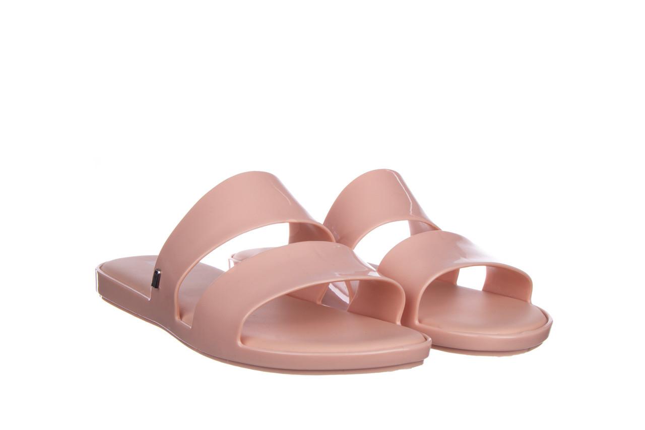 Klapki melissa color pop ad pink 010343, róż, guma - kobieta 8