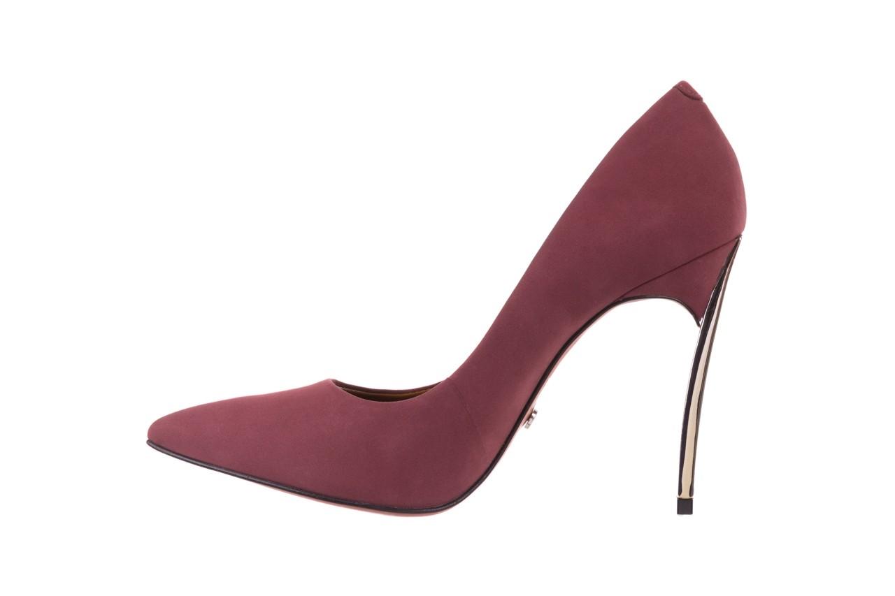 Szpilki bayla-067 118706l jasnofioletowe, skóra naturalna - zamszowe - szpilki - buty damskie - kobieta 9