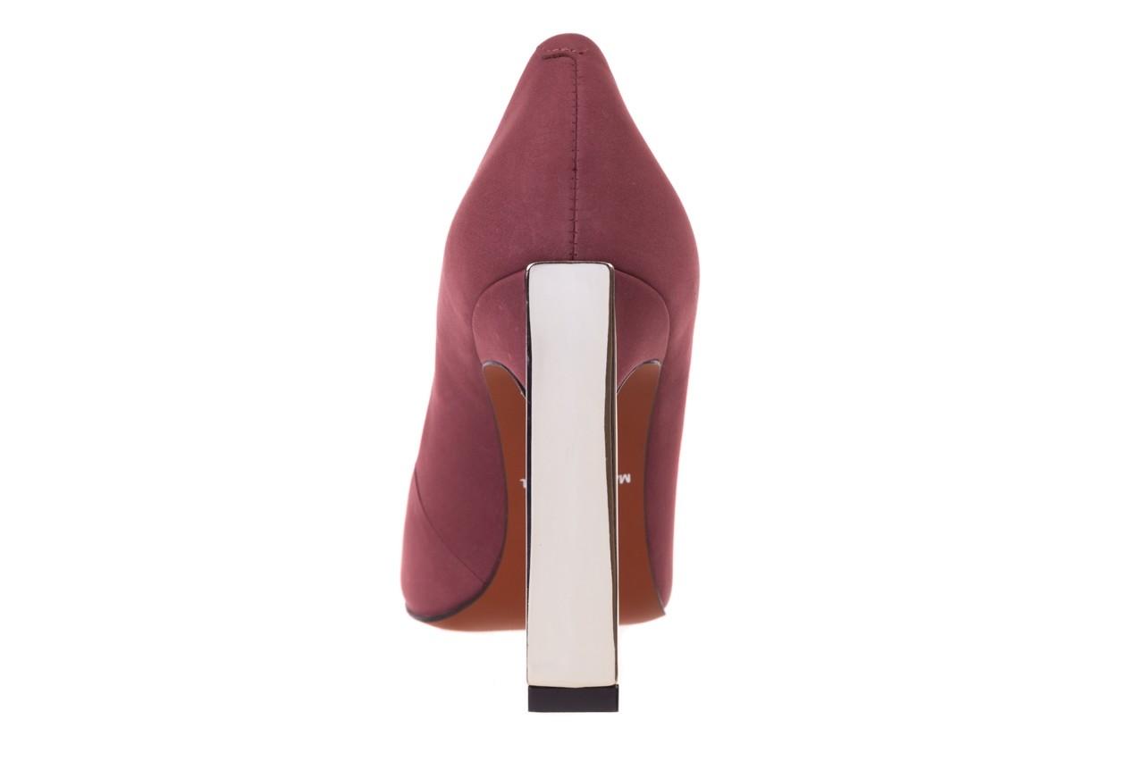 Szpilki bayla-067 118706l jasnofioletowe, skóra naturalna - zamszowe - szpilki - buty damskie - kobieta 13