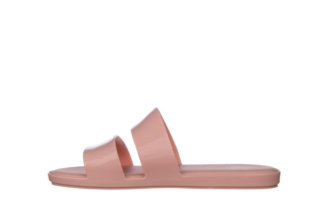 Klapki melissa color pop ad pink 010343, róż, guma - kobieta 9