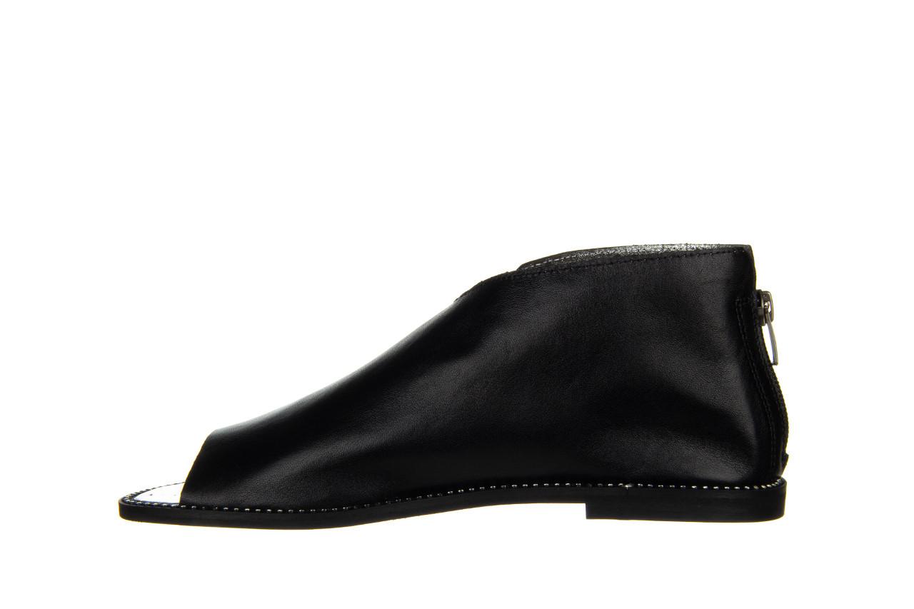 Sandały bayla-194 9768 08 czarny 194008, skóra naturalna  - nowości 12