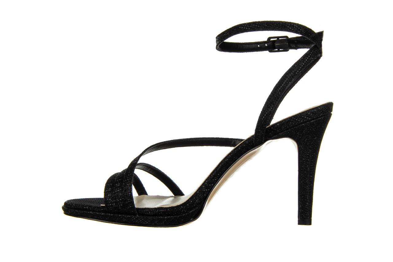 Sandały bayla-187 587-1115 black 187015, czarny, skóra ekologiczna  - sandały - buty damskie - kobieta 9