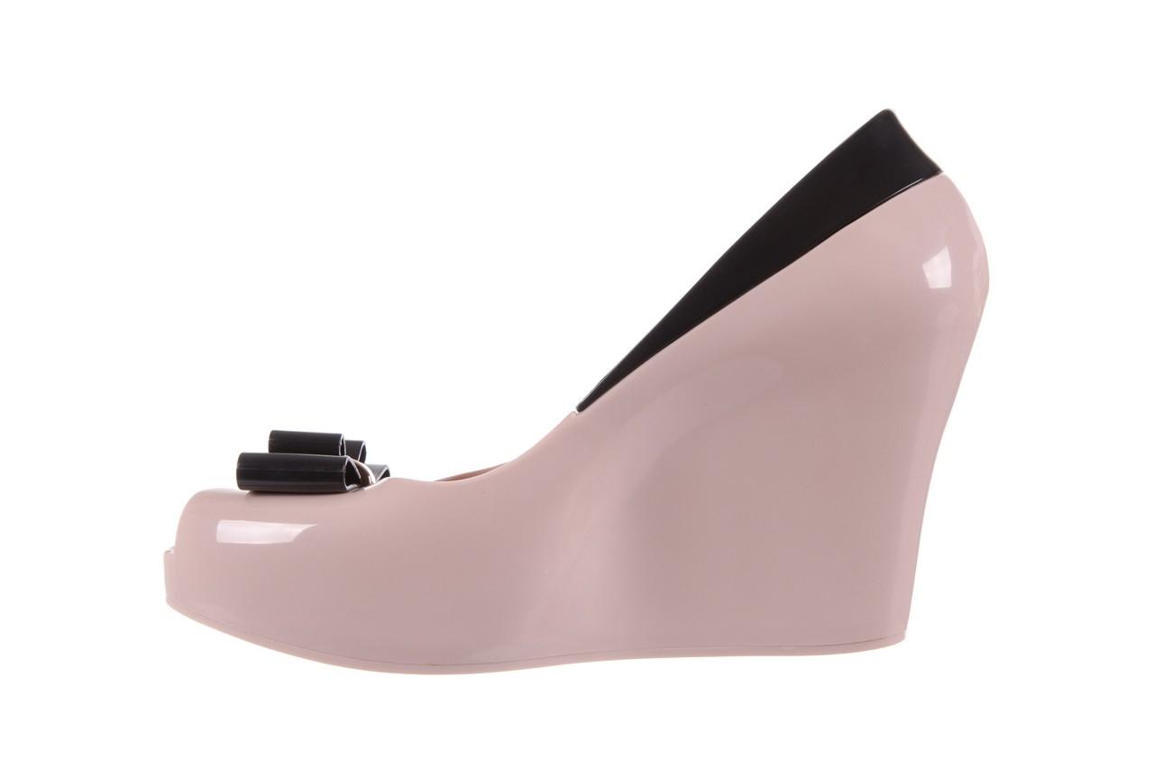 Melissa queen wedge iii ad pink black - melissa - nasze marki 8