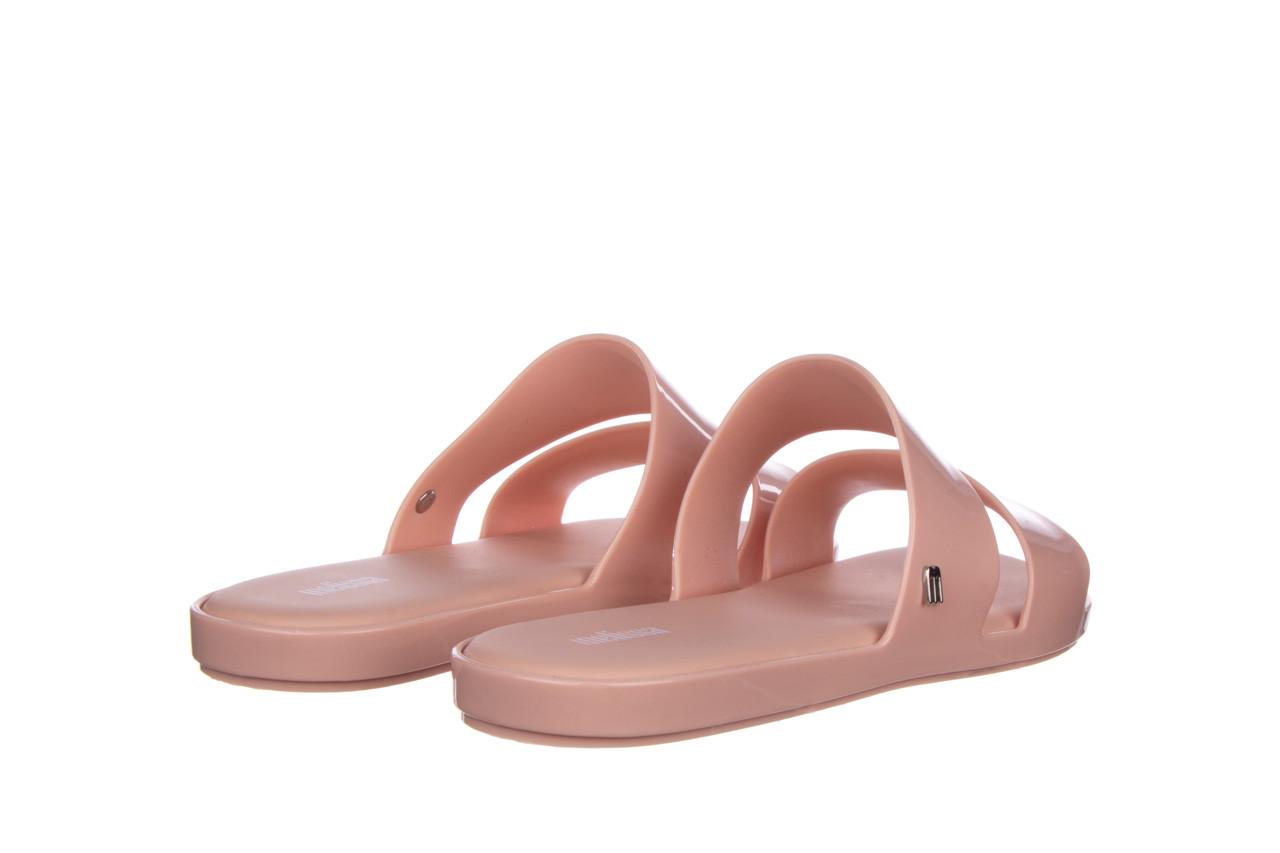 Klapki melissa color pop ad pink 010343, róż, guma - kobieta 10