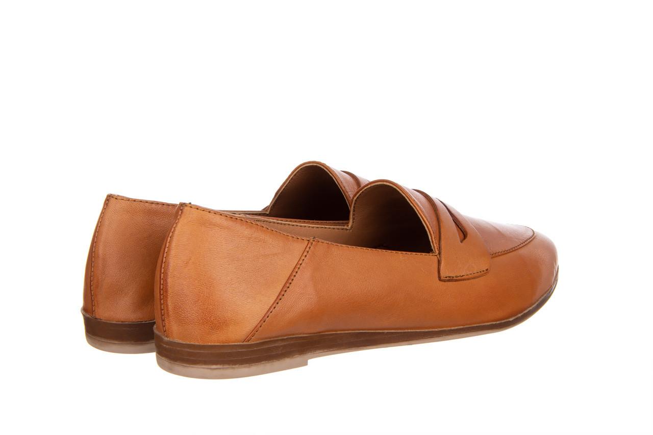 Półbuty bayla-161 138 434 coconut 161199, brąz, skóra naturalna  - skórzane - półbuty - buty damskie - kobieta 12