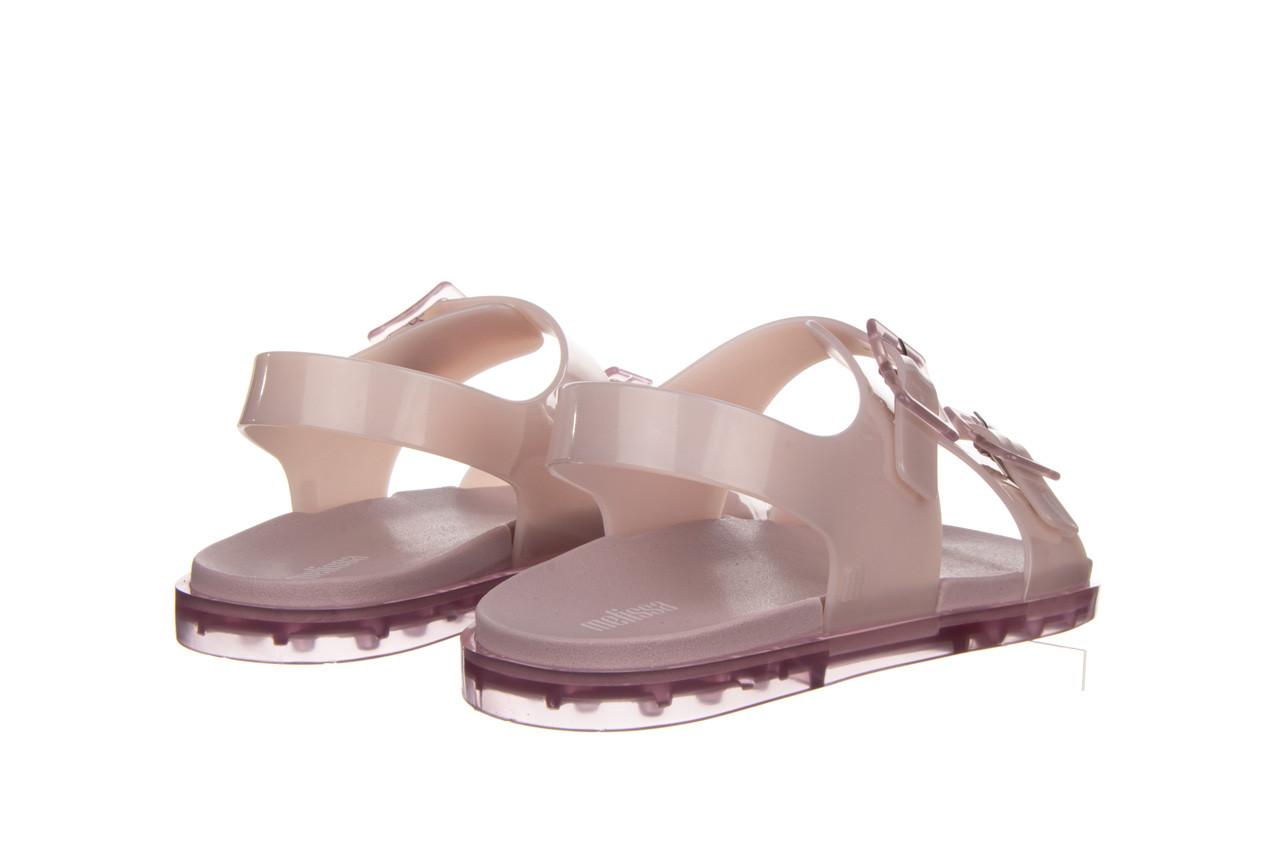 Sandały melissa wide sandal ad lilac 010359, fioletowy, guma - melissa - nasze marki 11
