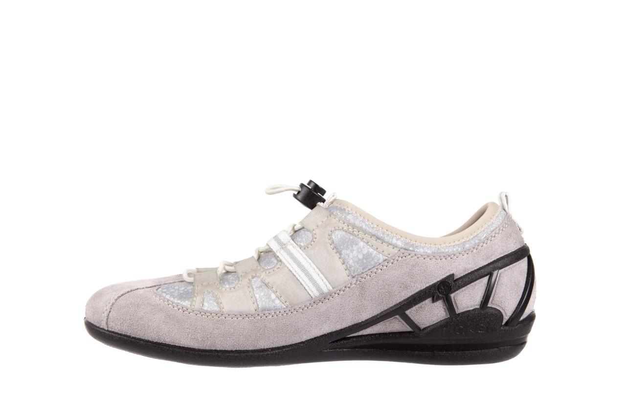 Rieker 59570-40 grey combi 8