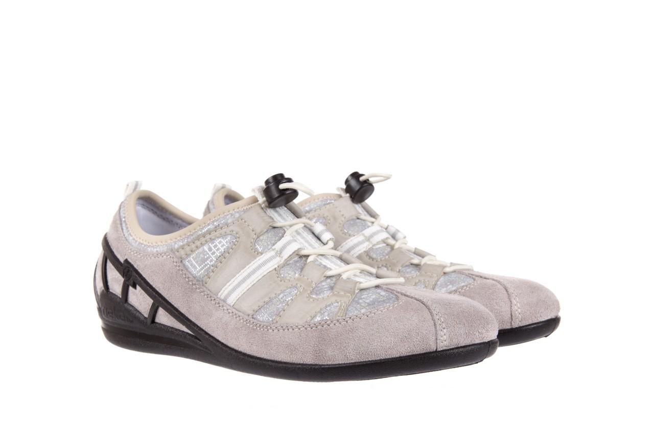 Rieker 59570-40 grey combi 7