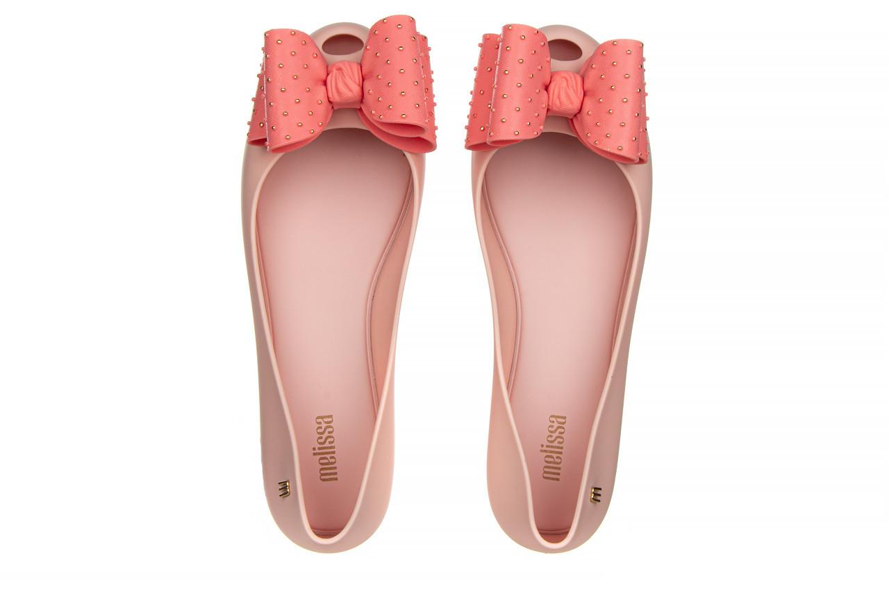 Baleriny melissa ultragirl sweet xix ad pink 010374, róż, guma  - baleriny - melissa - nasze marki 12