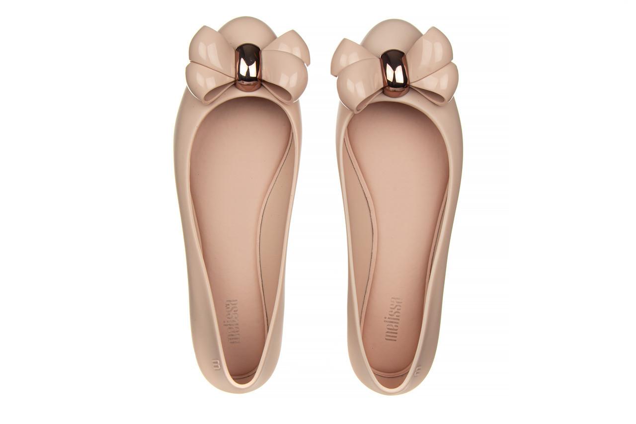 Baleriny melissa doll viii ad pink pink 010369, róż, guma - baleriny - melissa - nasze marki 12
