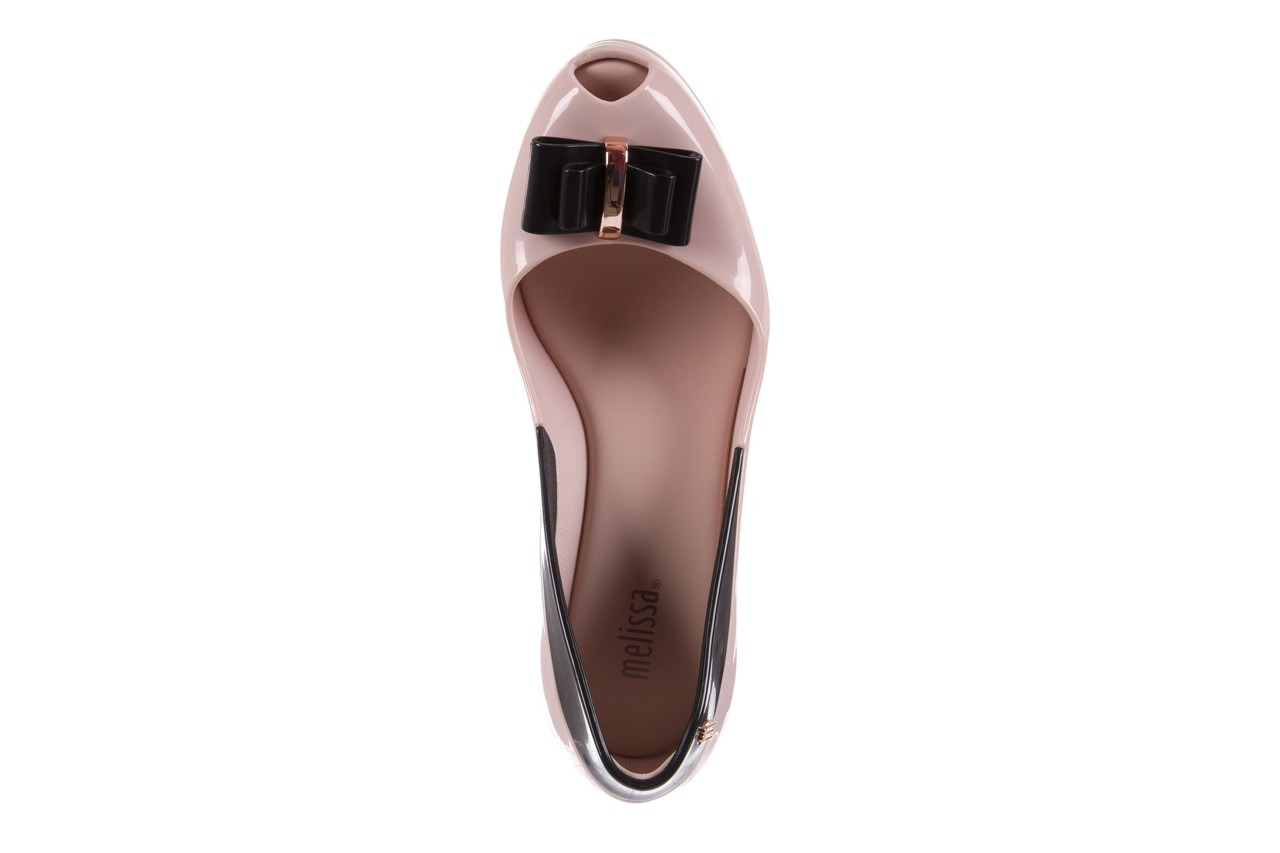 Melissa queen wedge iii ad pink black - melissa - nasze marki 10