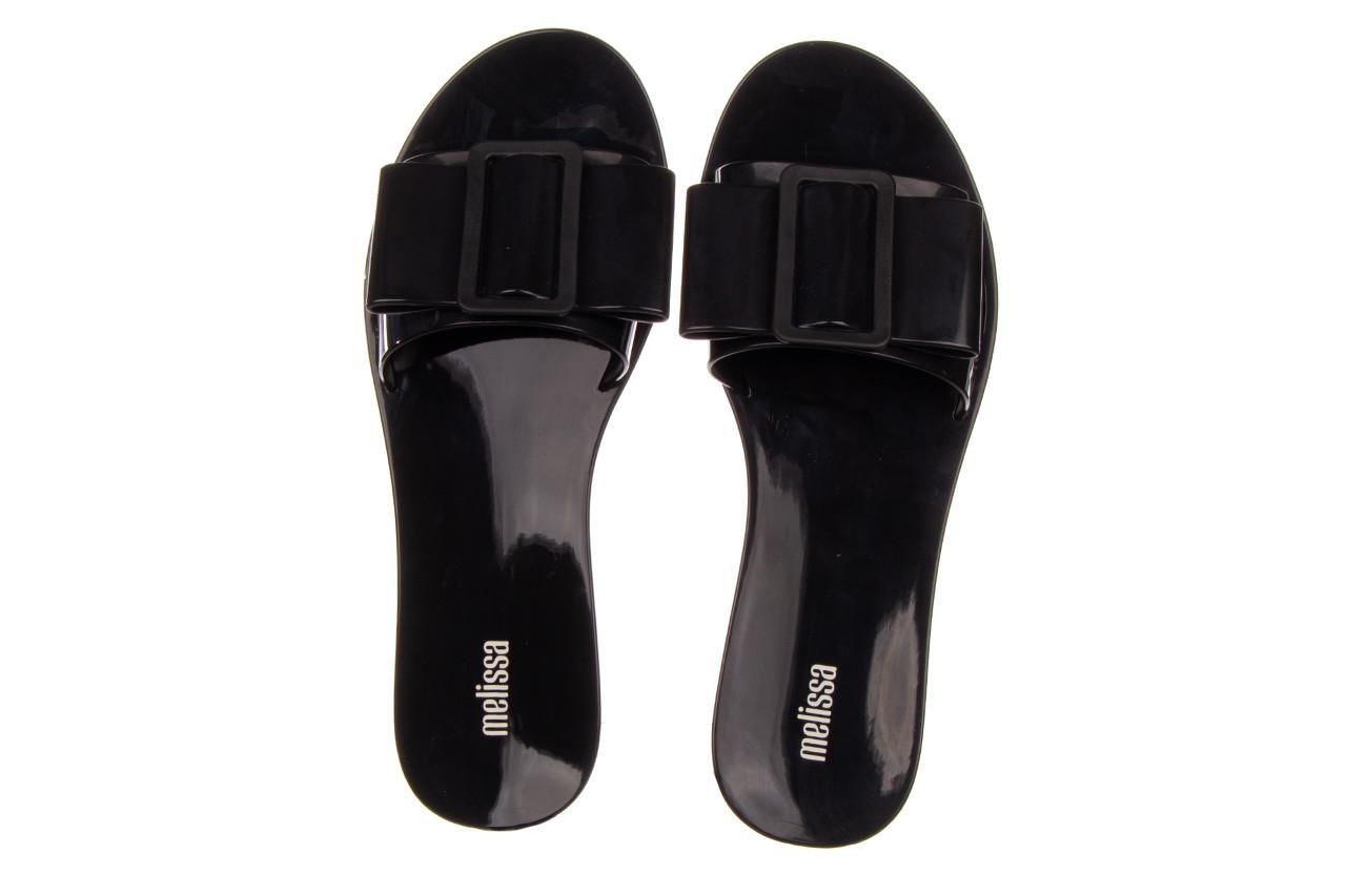 Klapki melissa babe ad black black 010337, czarny, guma - klapki - buty damskie - kobieta 12