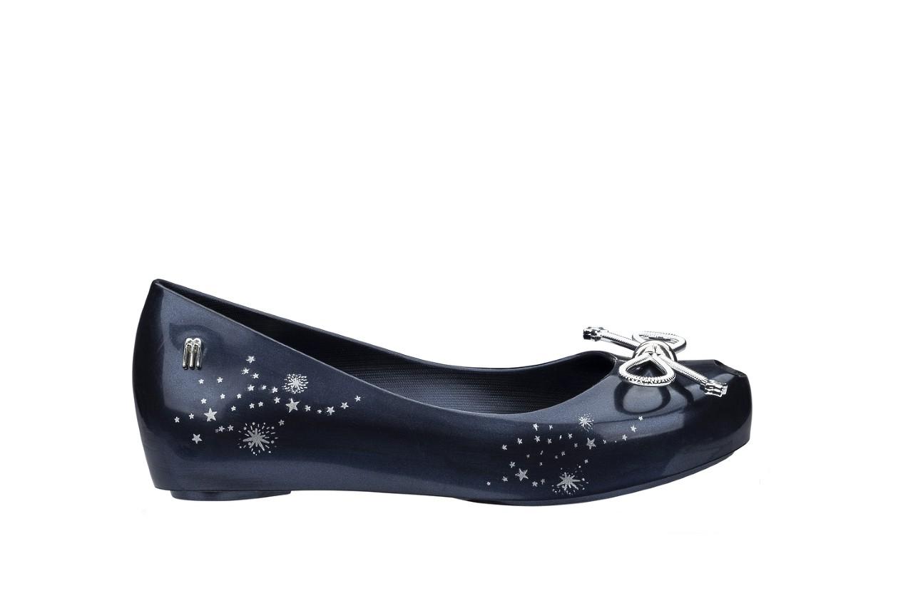 Baleriny melissa ultragirl elements ad blue, granat, guma - peep toe - baleriny - buty damskie - kobieta 3