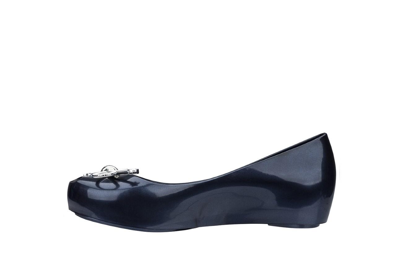 Baleriny melissa ultragirl elements ad blue, granat, guma - peep toe - baleriny - buty damskie - kobieta 5