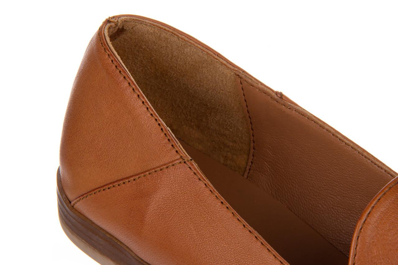 Półbuty bayla-161 138 434 coconut 161199, brąz, skóra naturalna  - skórzane - półbuty - buty damskie - kobieta 16