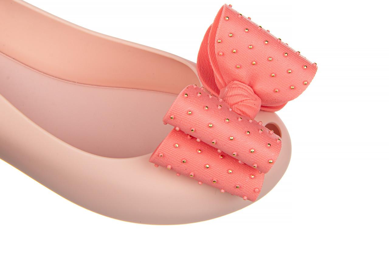 Baleriny melissa ultragirl sweet xix ad pink 010374, róż, guma  - baleriny - melissa - nasze marki 14