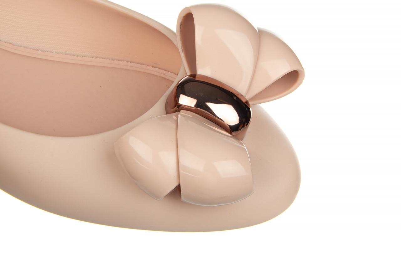 Baleriny melissa doll viii ad pink pink 010369, róż, guma - baleriny - melissa - nasze marki 13