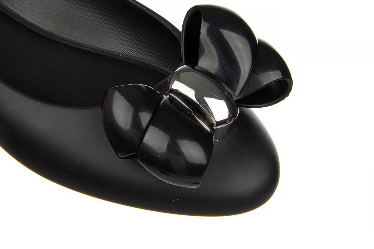 Baleriny melissa doll viii ad black black 010368, czarny, guma  - wiosna-lato 2021 13