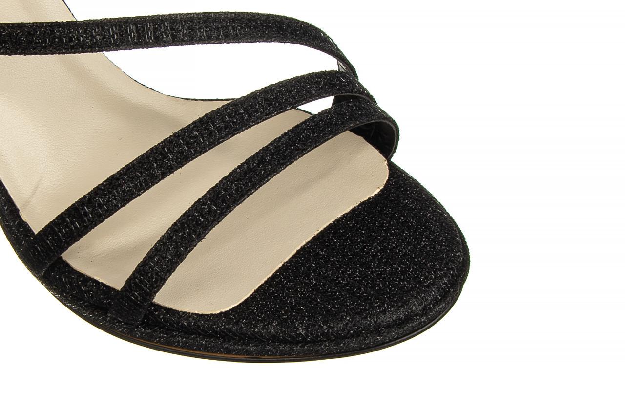 Sandały bayla-187 587-1115 black 187015, czarny, skóra ekologiczna  - sandały - buty damskie - kobieta 13