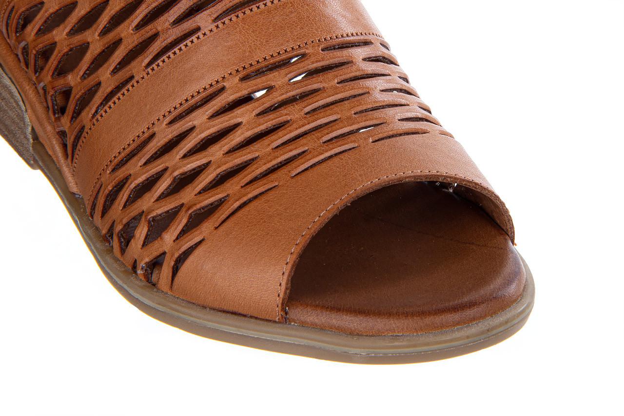 Sandały bayla-161 061 1600 tan 161201, brąz, skóra naturalna  - bayla - nasze marki 13