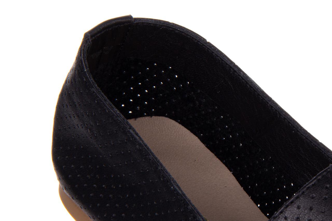 Półbuty bayla-161 138 1115 black 161218, czarny, skóra naturalna  - bayla - nasze marki 13