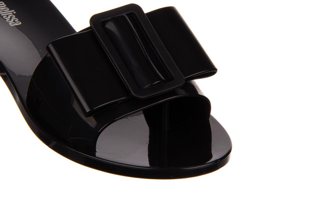 Klapki melissa babe ad black black 010337, czarny, guma - klapki - buty damskie - kobieta 13