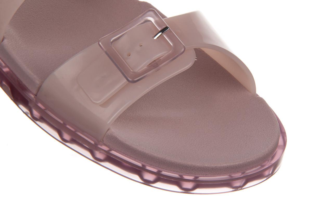 Sandały melissa wide sandal ad lilac 010359, fioletowy, guma - melissa - nasze marki 14