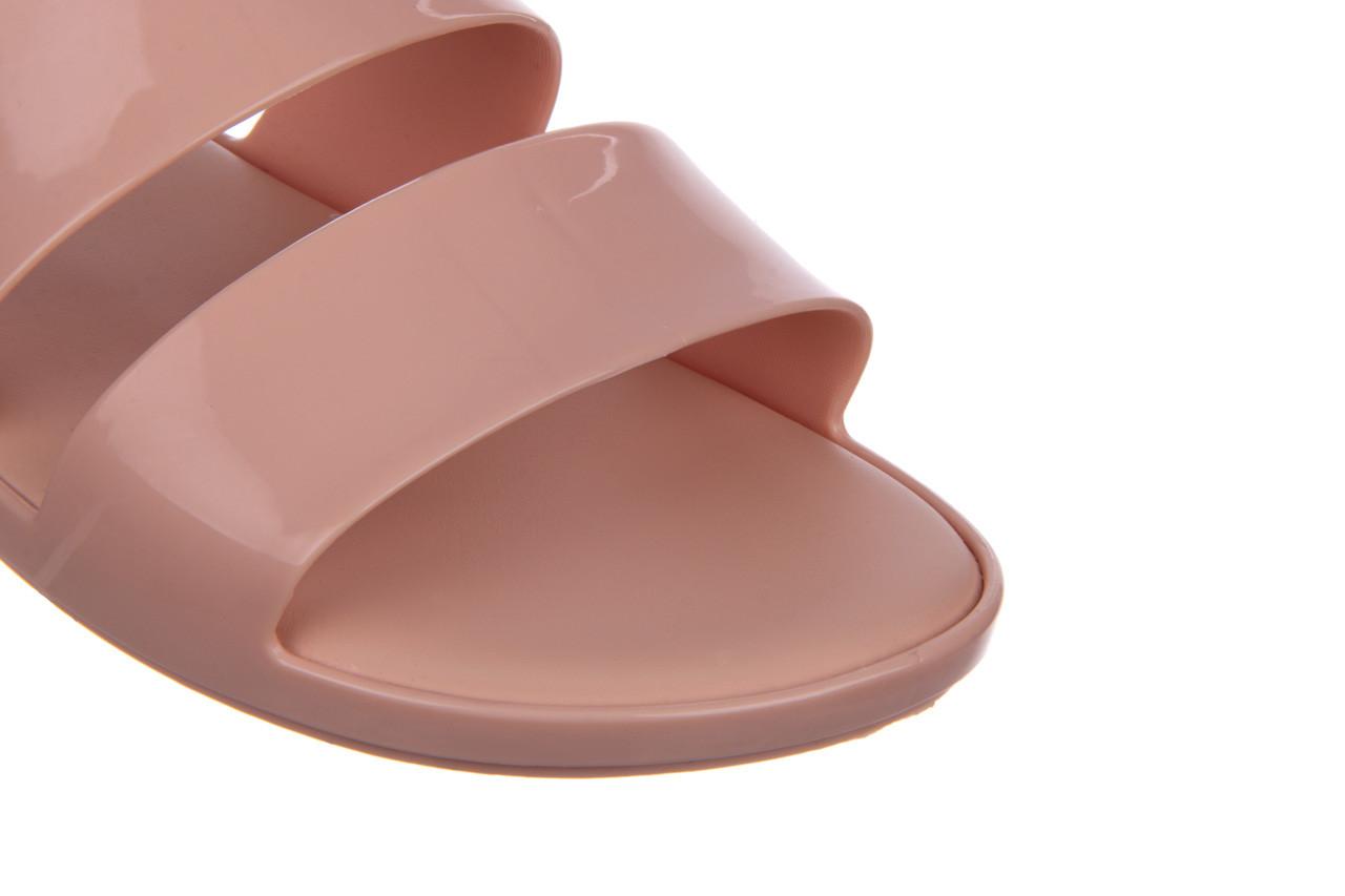 Klapki melissa color pop ad pink 010343, róż, guma - kobieta 12