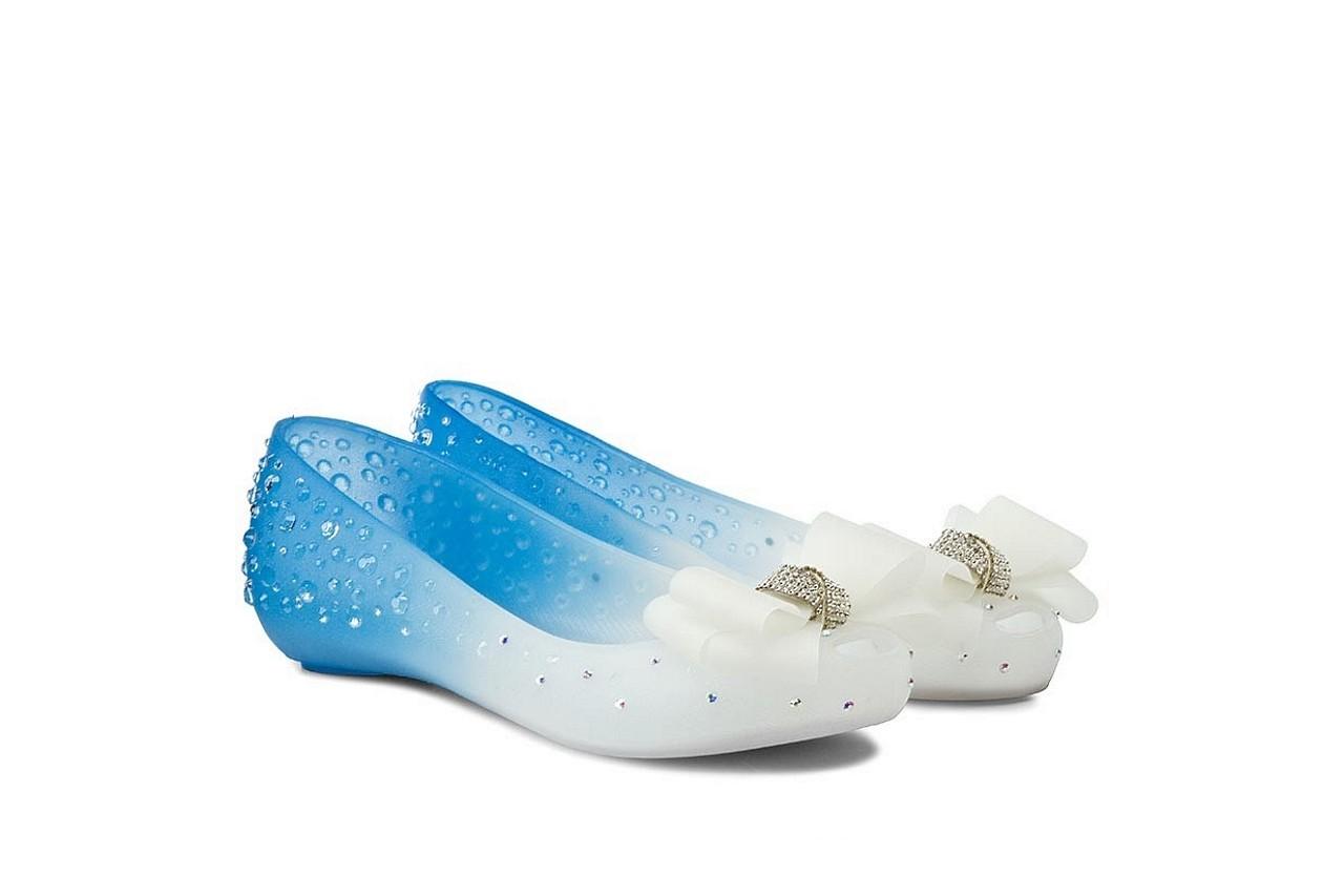 Baleriny sca'viola 870 blue, niebieski/biały, silikon - sca`viola - nasze marki 5
