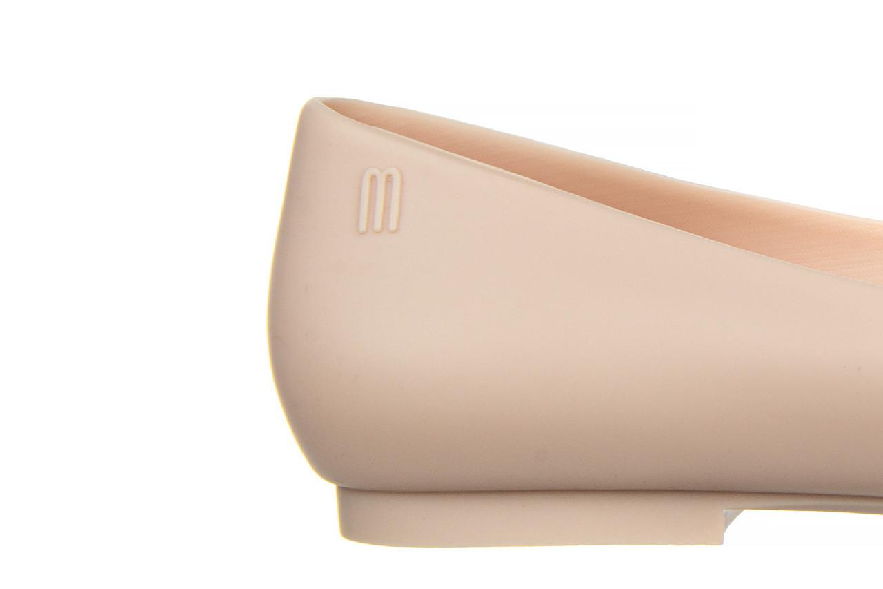 Baleriny melissa doll viii ad pink pink 010369, róż, guma - baleriny - melissa - nasze marki 14