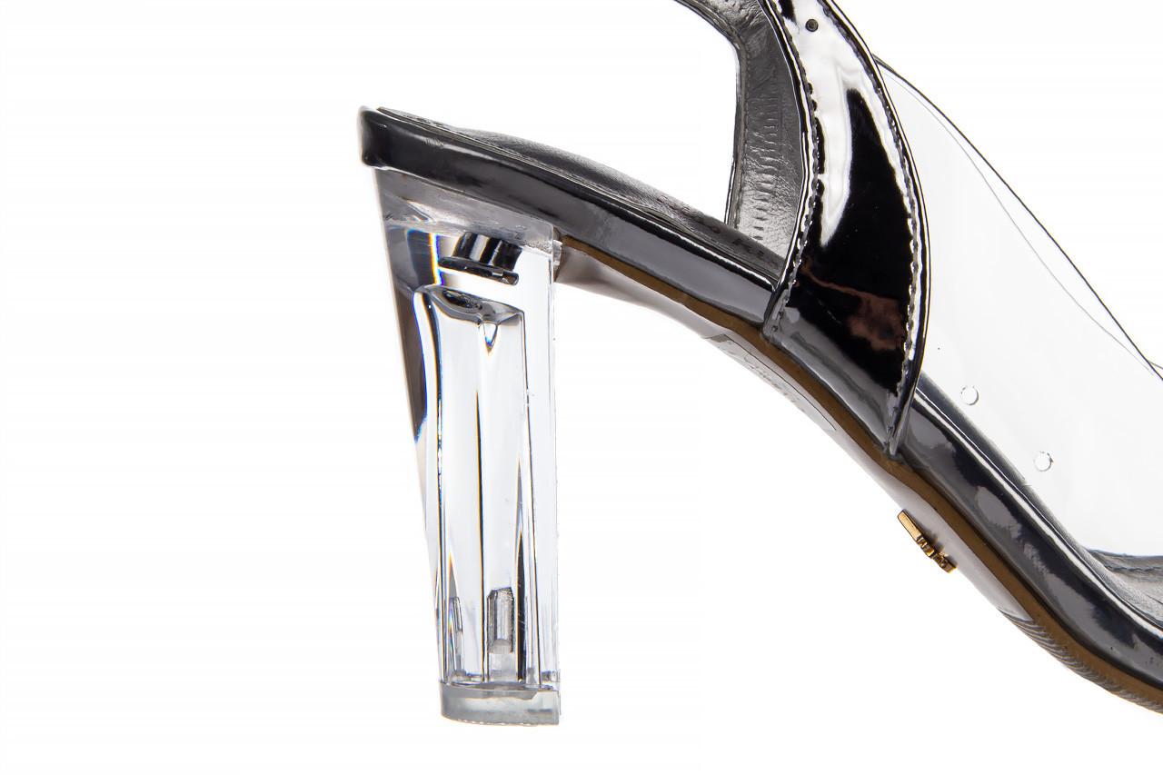 Sandały sca'viola g-17 silver 21 047186, srebro, silikon 14