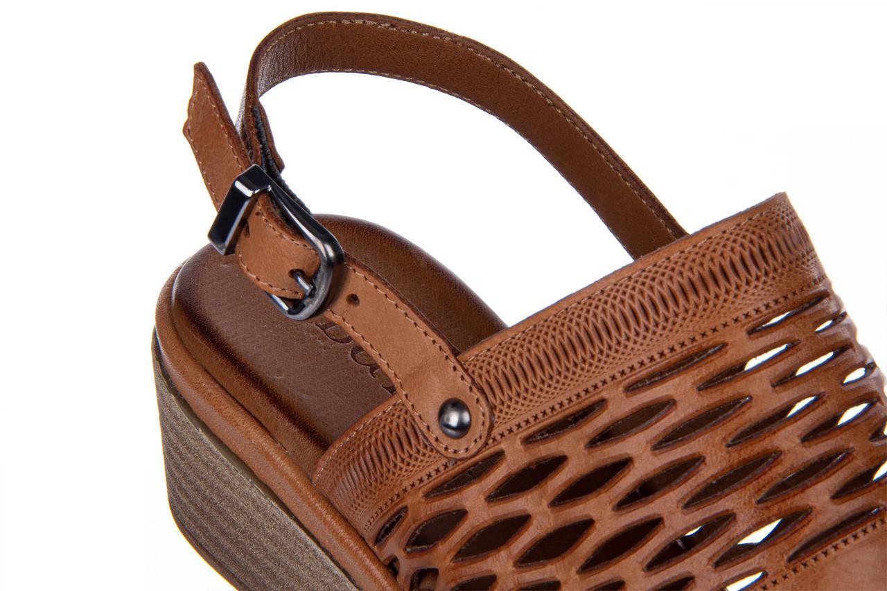 Sandały bayla-161 061 1600 tan 161201, brąz, skóra naturalna  - bayla - nasze marki 15