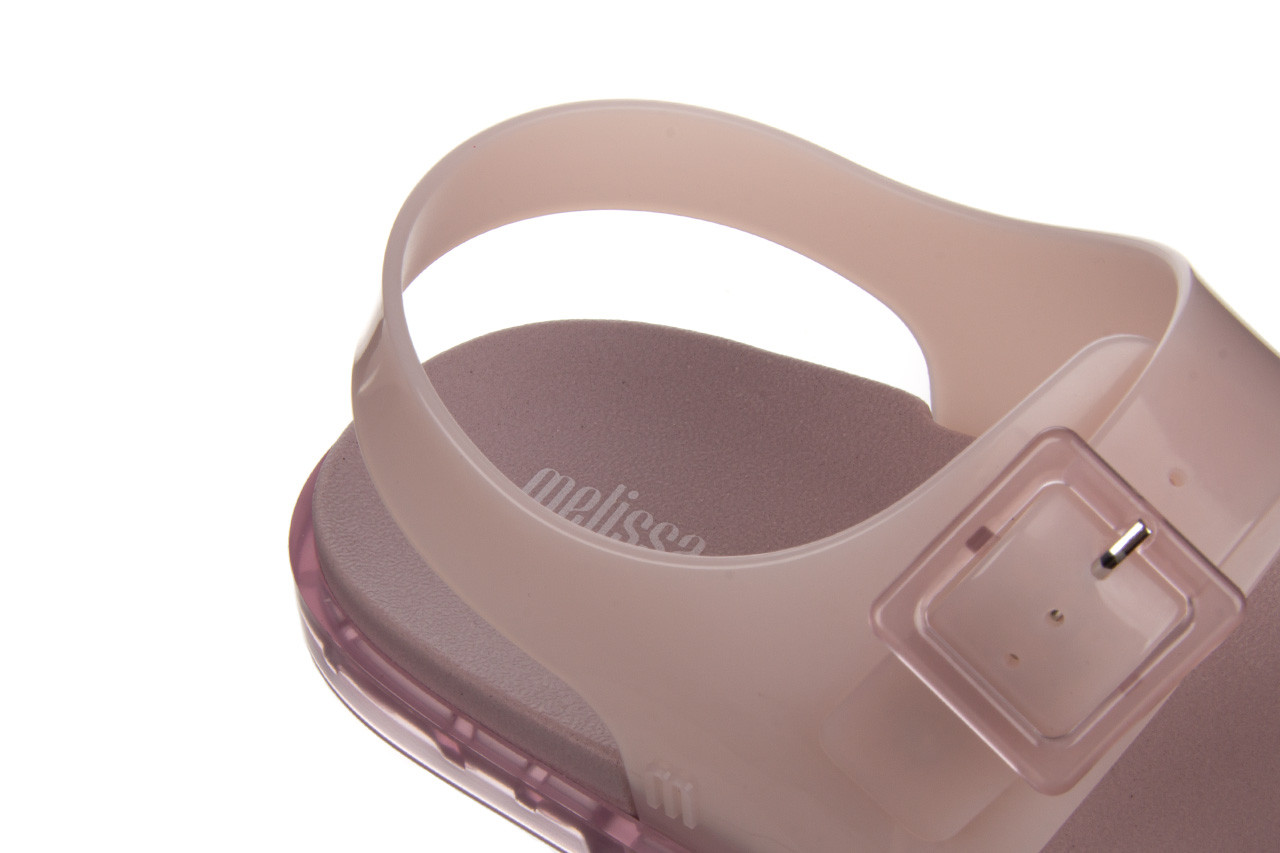 Sandały melissa wide sandal ad lilac 010359, fioletowy, guma - melissa - nasze marki 15