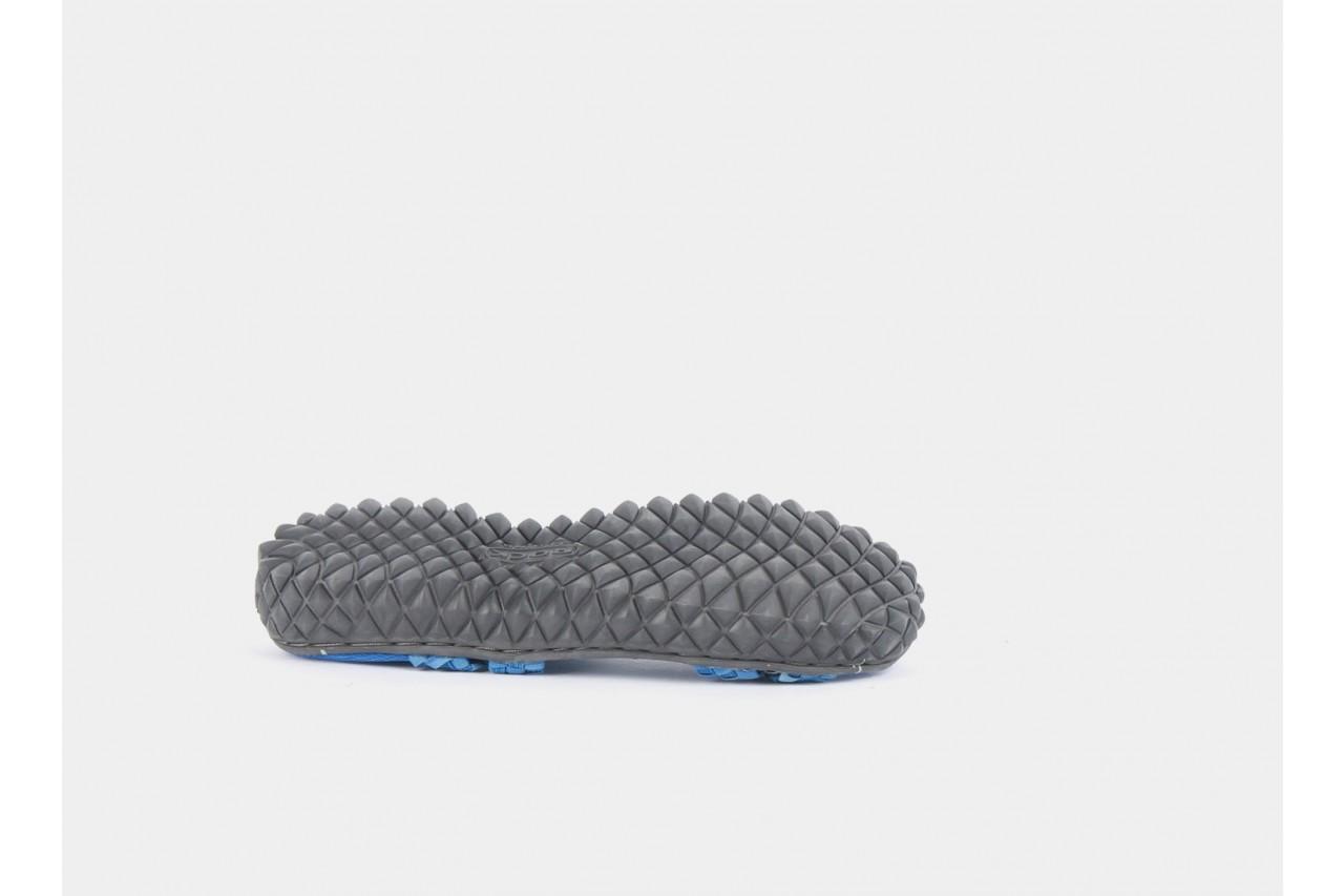 Sandały rock california washed elblue, niebieski, materiał  - rock - nasze marki 8