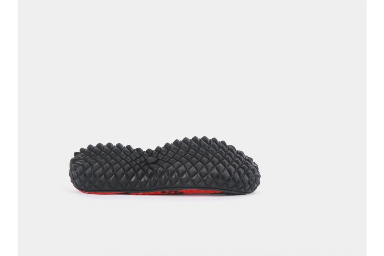Rock over sandal red-black - rock - nasze marki 7