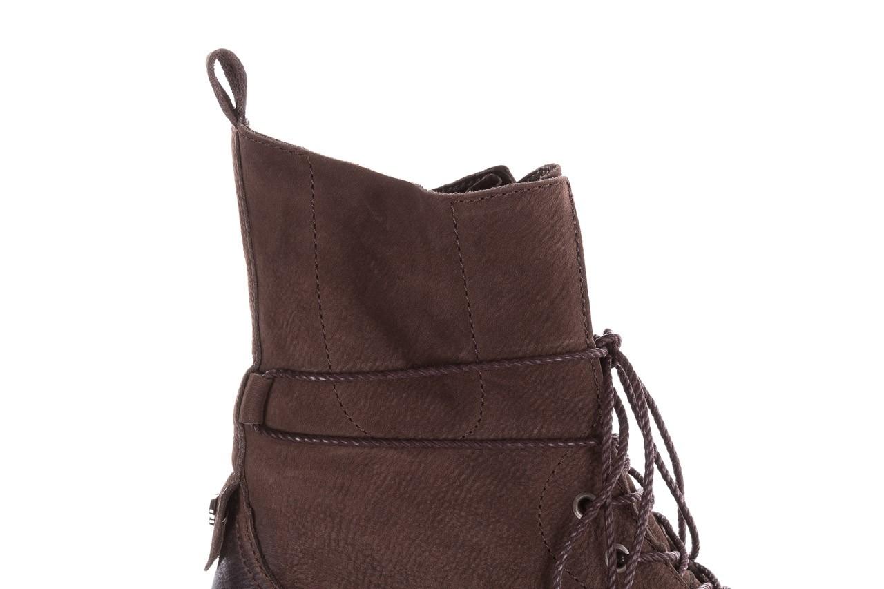 Trzewiki bayla-161 050-0501 brown, brąz, skóra naturalna - bayla - nasze marki 19