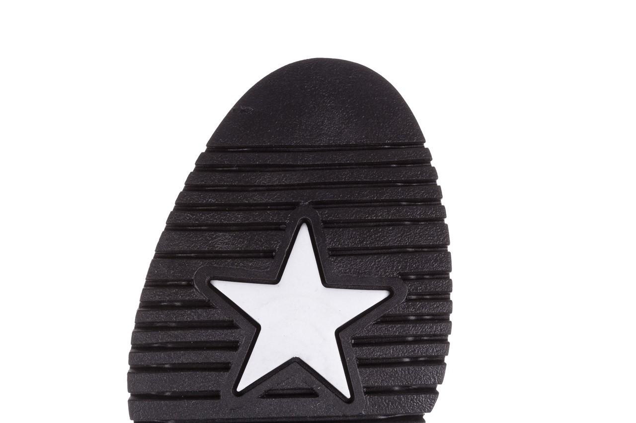 Trzewiki bayla-161 050-3055 black, czarny, skóra naturalna  - trzewiki - buty damskie - kobieta 21