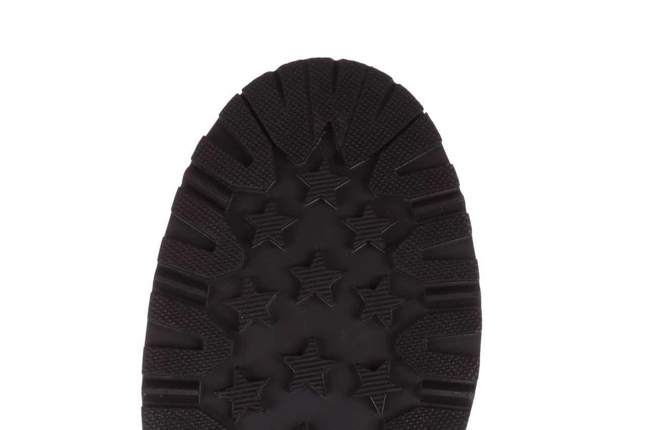 Trzewiki bayla-161 059-2117 black, czarny, skóra naturalna  - trzewiki - buty damskie - kobieta 21