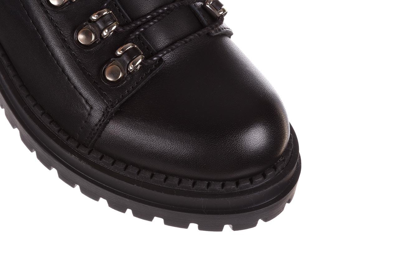 Trzewiki bayla-161 050-7256 black, czarny, skóra naturalna  - trzewiki - buty damskie - kobieta 15