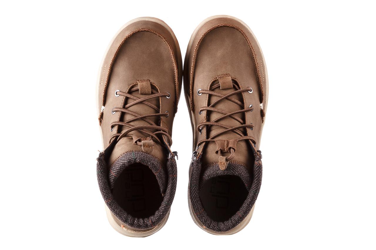 Trzewiki heydude bradley brown 003192, brąz, skóra naturalna  - trzewiki - buty męskie - mężczyzna 13