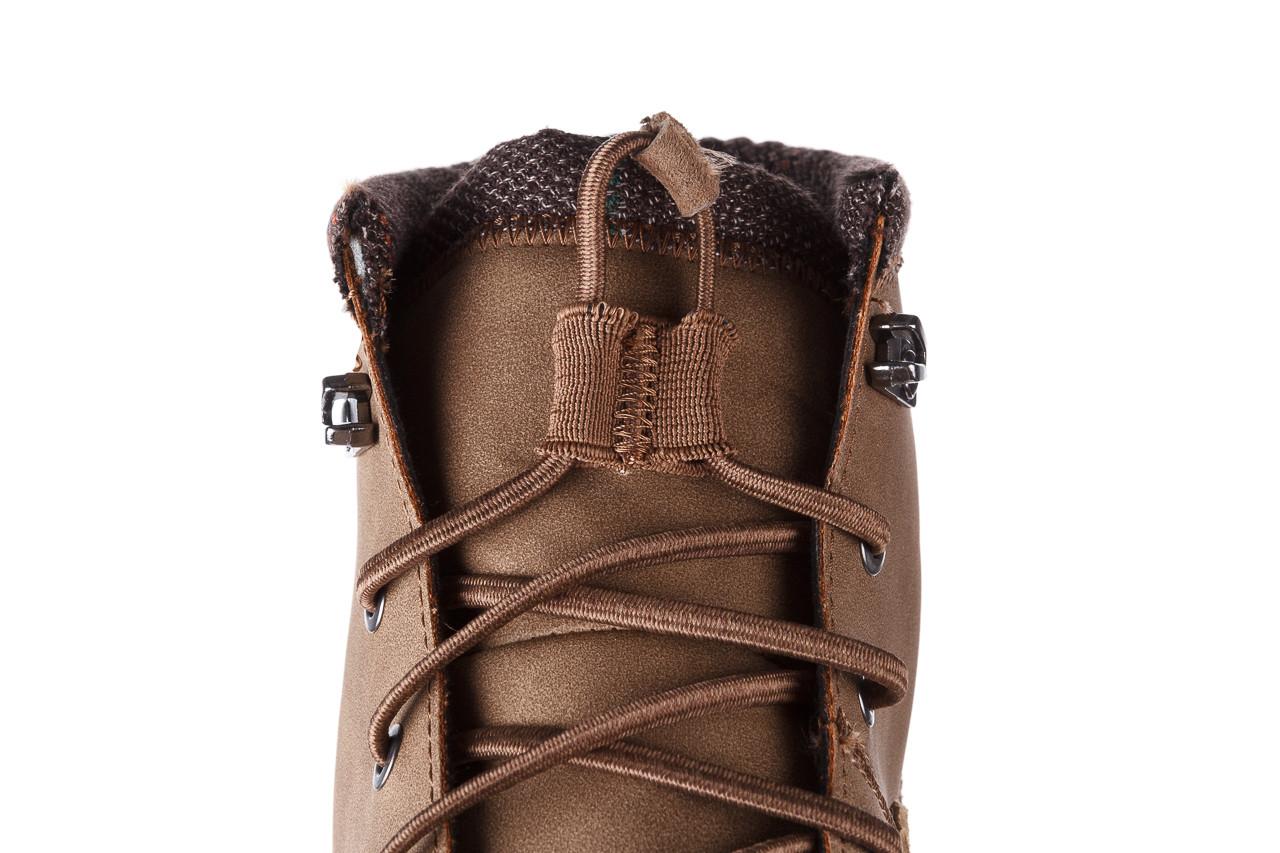 Trzewiki heydude bradley brown 003192, brąz, skóra naturalna  - trzewiki - buty męskie - mężczyzna 16