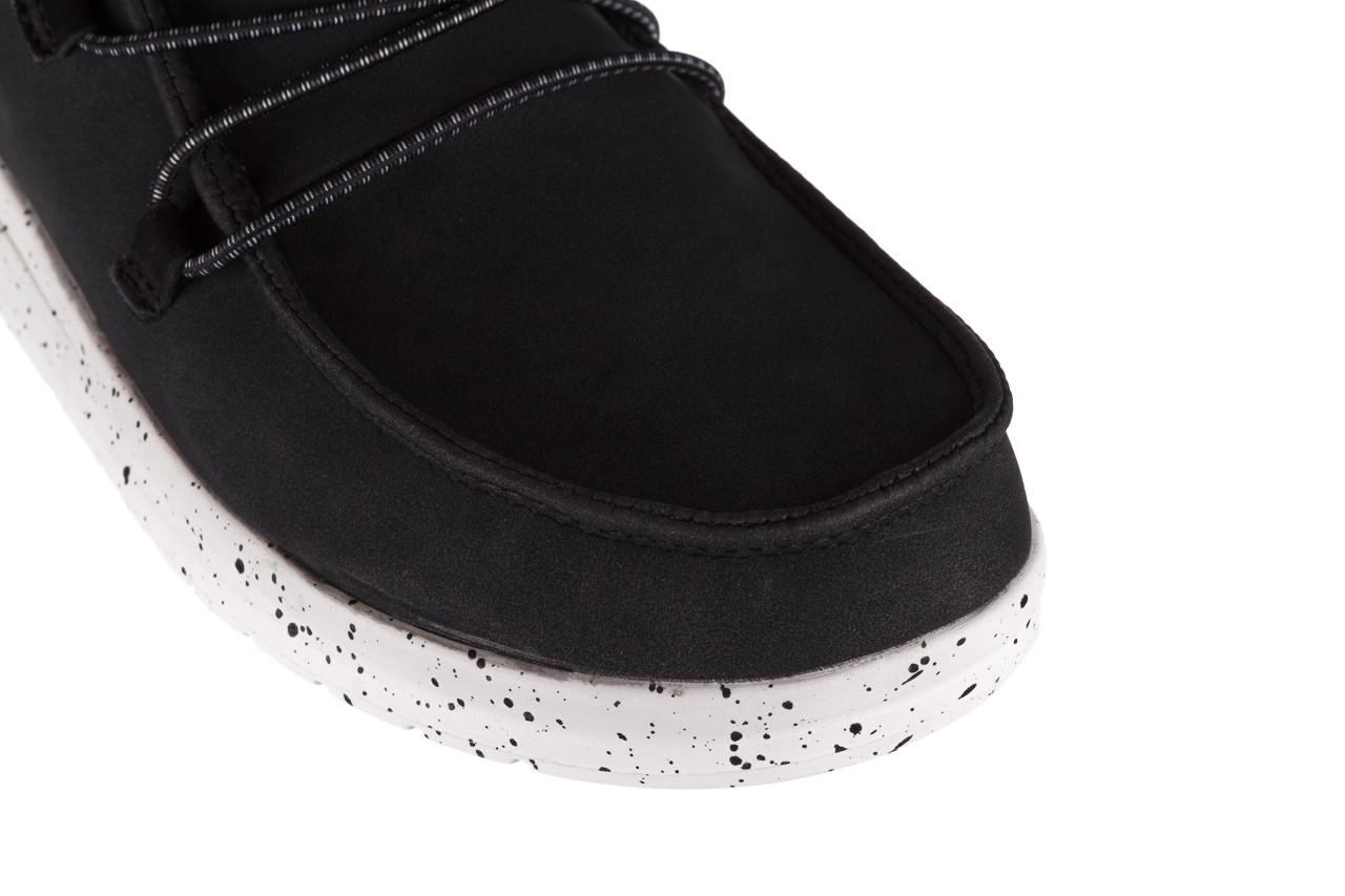 Śniegowce heydude eloise black 003193, czarny, skóra naturalna  - śniegowce - śniegowce i kalosze - buty damskie - kobieta 16